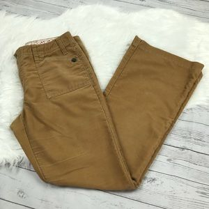 Tommy Hilfiger Women's Corduroy Flare Pants